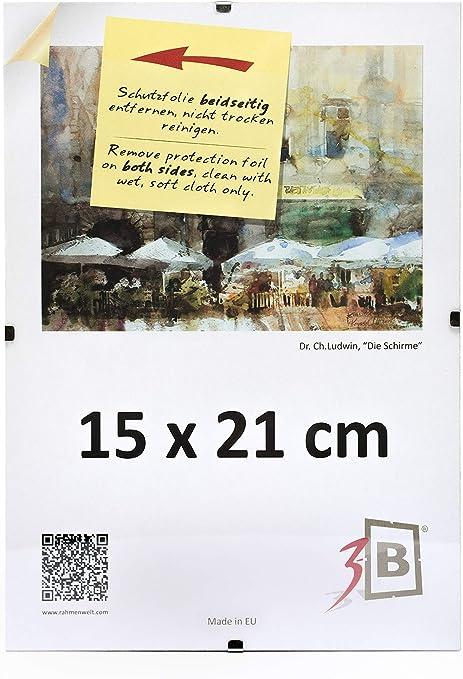 Bildträger Rahmenloser Bildhalter Clip Rahmen Bilderrahmen Normalglas Panorahma