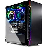 Skytech Shadow 3.0 Gaming PC Desktop - AMD Ryzen 5 3600 3.6GHz, RTX 3060 Ti 8GB GDDR6, 16GB DDR4 3000, 1TB NVMe SSD, 600W Gol