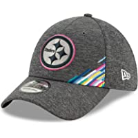 New Era Pittsburgh Steelers 39thirty Stretch Cap NFL 2019 On Field Crucial Catch