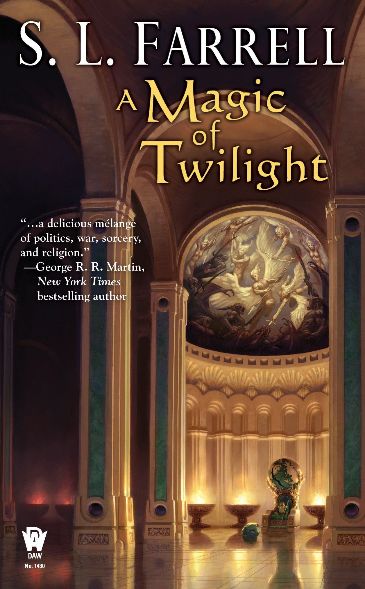 Cycle of Twilight Novels: Books in Order 45