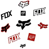 Fox Men's Sticker Track Pack, Red, One Size