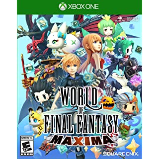 World of Final Fantasy Maxima - Xbox One [Digital Code]