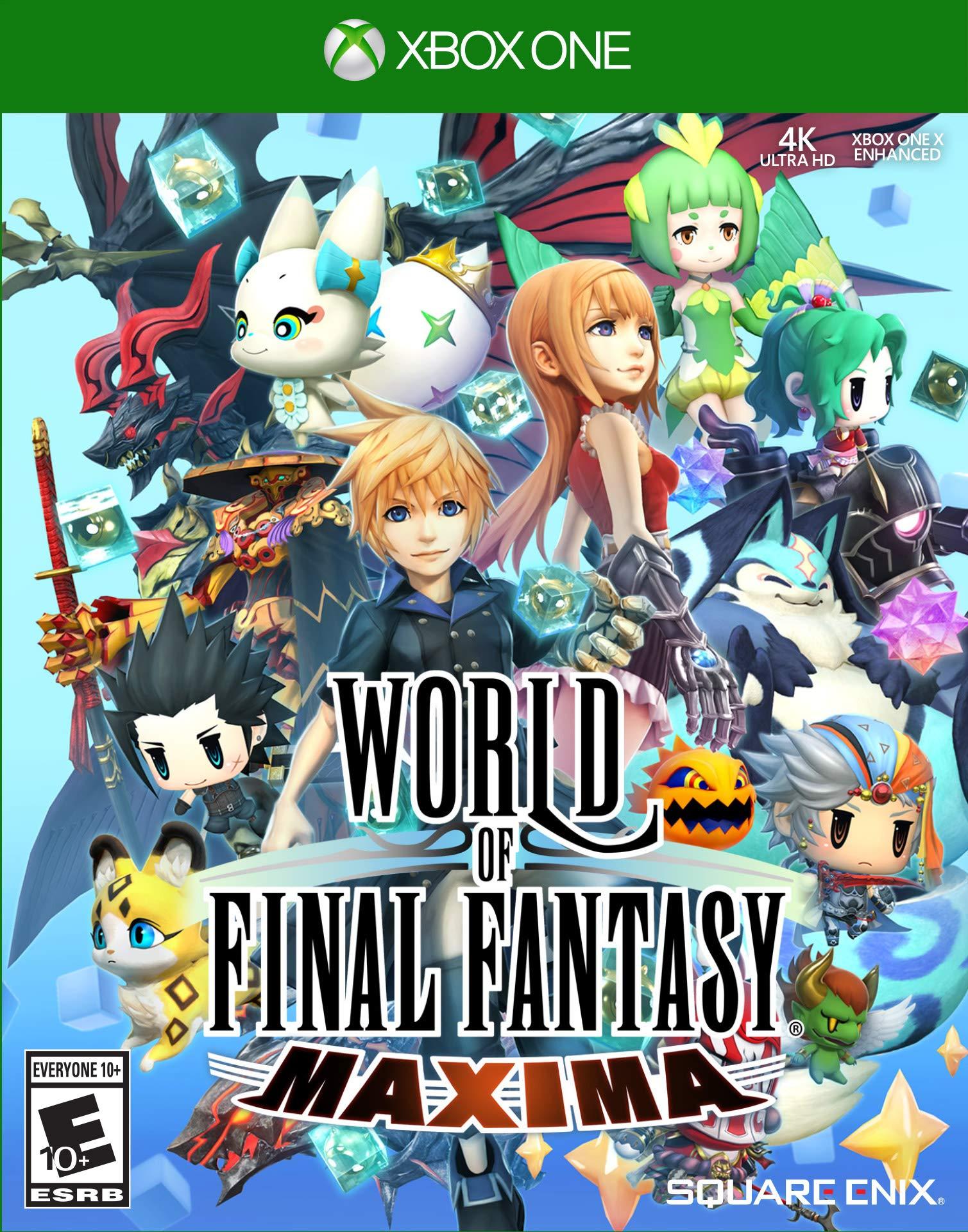 World of Final Fantasy Maxima - Xbox One [Digital Code]