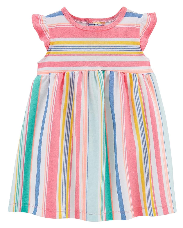2019人気新作 Carter's DRESS ベビーガールズ B07D6DBJ9L DRESS 3 Months Months B07D6DBJ9L, ZEROA(ゼロア):6e493e2c --- arianechie.dominiotemporario.com