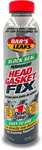 Bar's Leaks 1111 Block Seal Permanent Head Gasket Fix 24 oz.