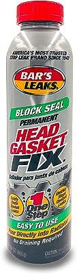 Bar's Leaks Block Seal Permanent Head Gasket Fix