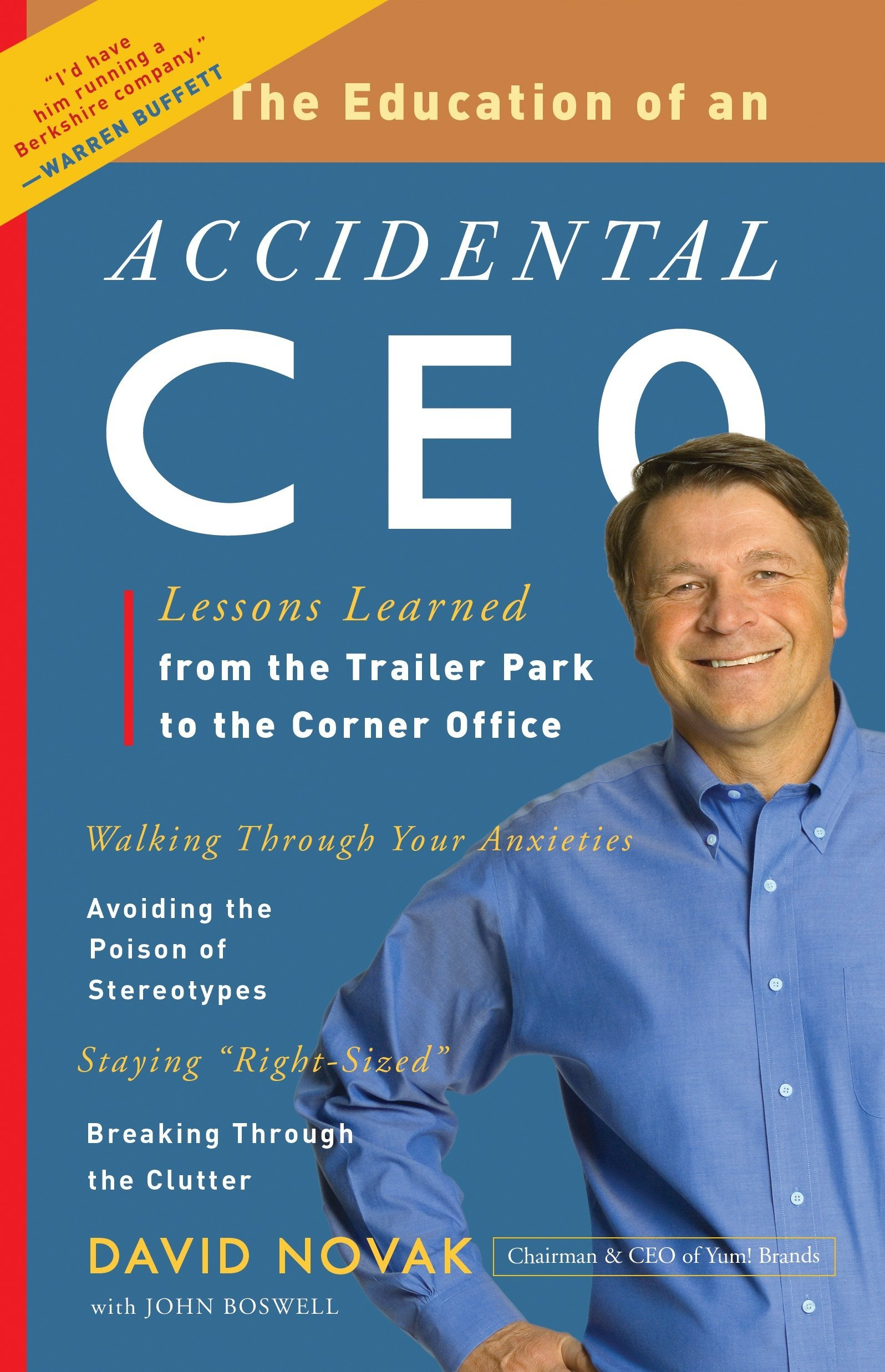 The Education of an Accidental CEO: Lessons Learned from the Trailer ...