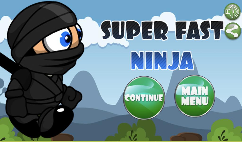 Super Fast Ninja Free: Amazon.es: Appstore para Android