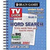 Brain Games - TV Guide Magazine Word Search