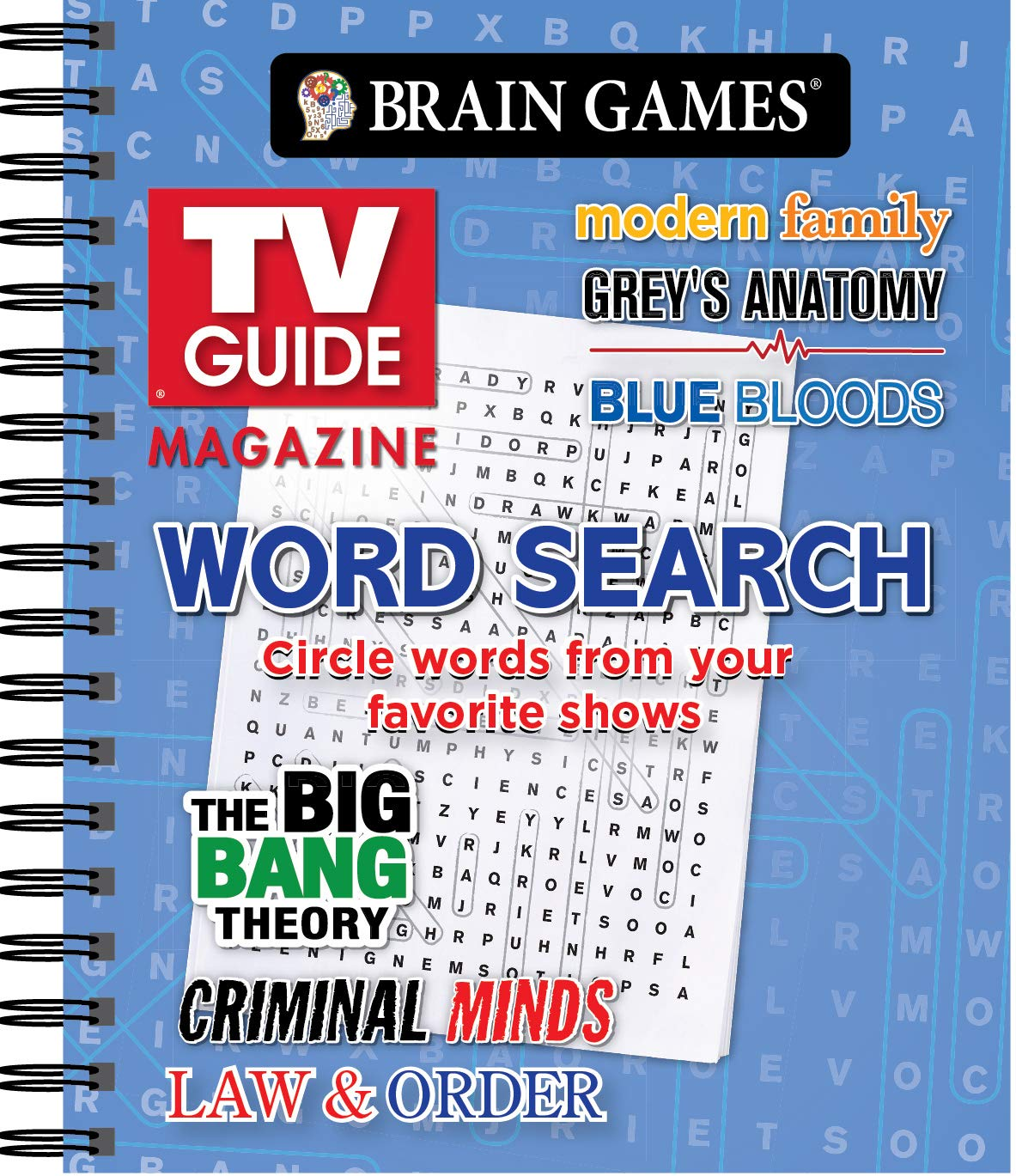 Brain Games Guide Magazine Search product image