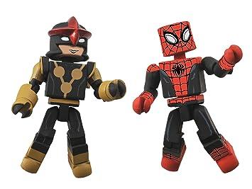 Marvel Minimates série 51 Heavy Shield agent