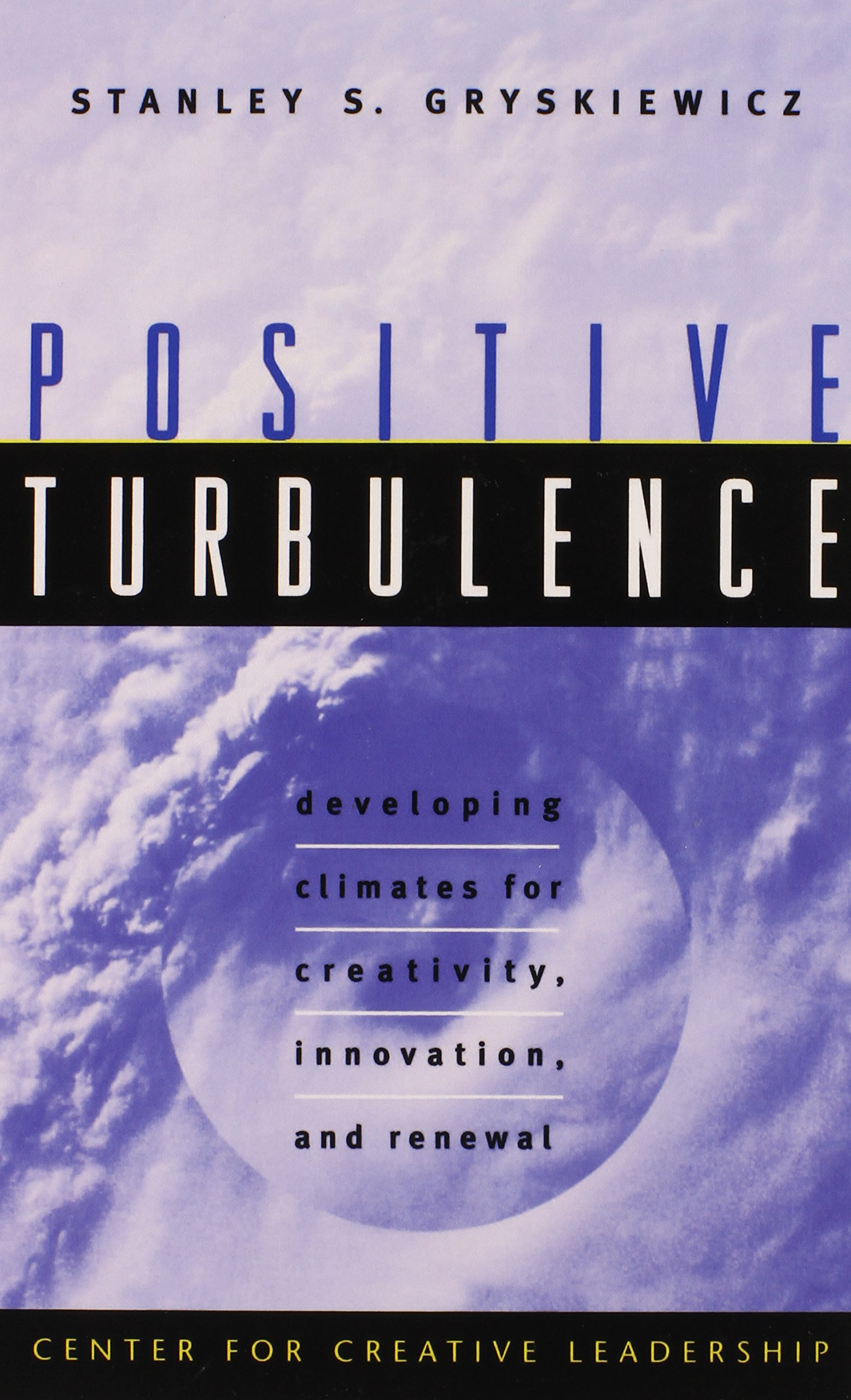 Positive Turbulence: Developing Climates for Creativity, Innovation, and Renewal