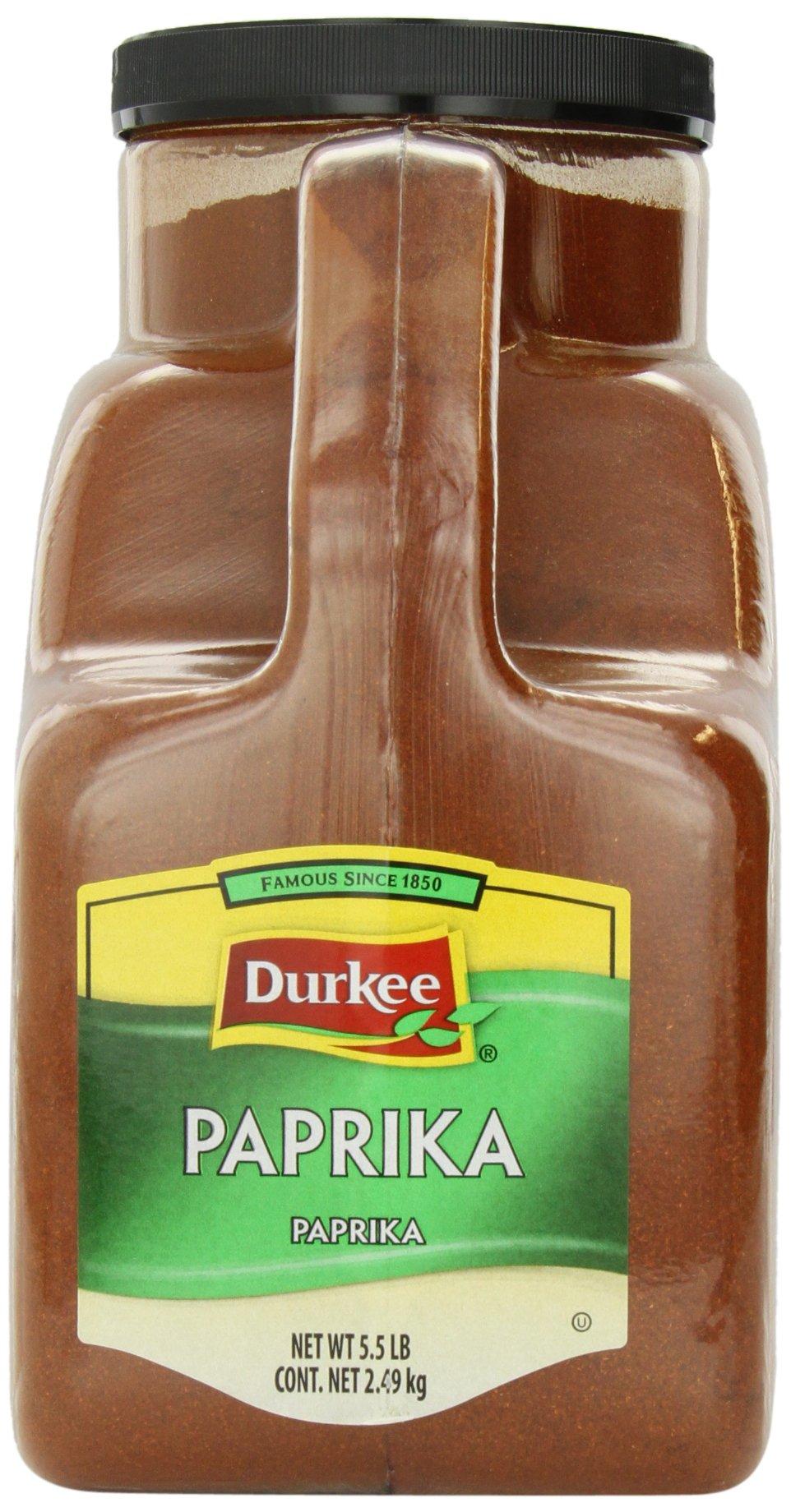 Durkee Paprika, 5.5-Pound