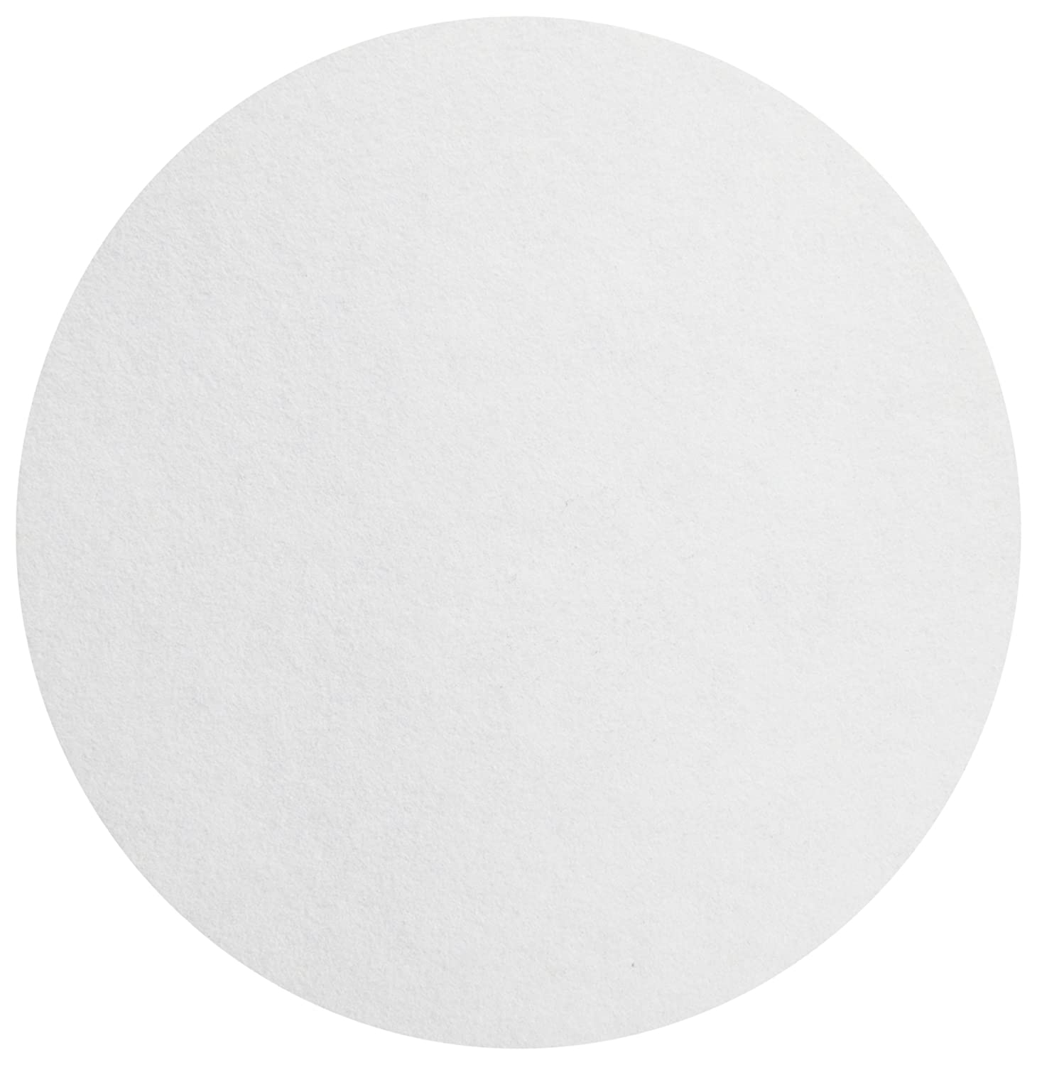 Whatman 1442090 Grade 42 Quantitative Filter Paper, Ash less, 0.007%, circle, 90 mm (Pack of 100) GE Healthcare F1241-4