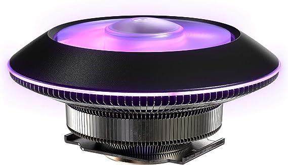 Cooler Master MasterAir G100M RGB Top Down CPU Air Cooler w/ Low Profile