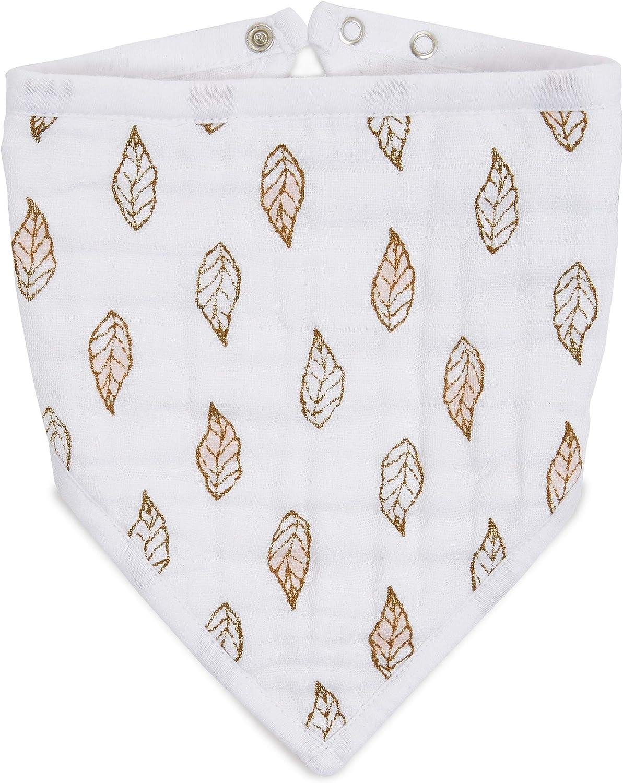 anais Bandana Bib 100/% Cotton Muslin Birdsong aden