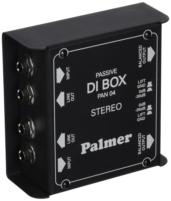 Palmer PAN 04 Passive · DI Box PAN04