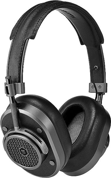 Amazon.com: Master & Dynamic MH40 - Auriculares inalámbricos con