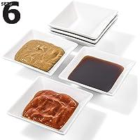 6tazas para salsa, 8,3 x 8,3 x 2,5cm