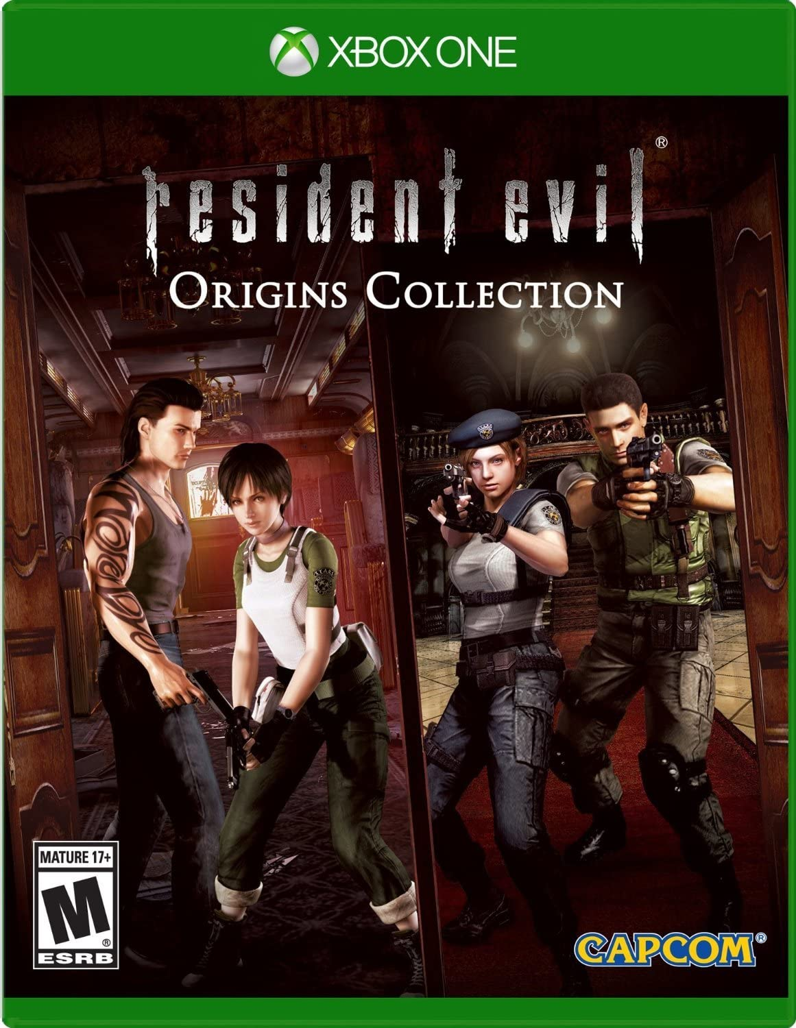 Resident Evil Origins Collection - Xbox One Standard Edition by Capcom: Amazon.es: Videojuegos