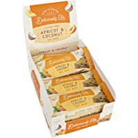 Deliciously Ella Apricot and Coconut Oat Bar, 50 g, Pack of 16