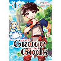 By the Grace of the Gods (Manga) 01 book cover