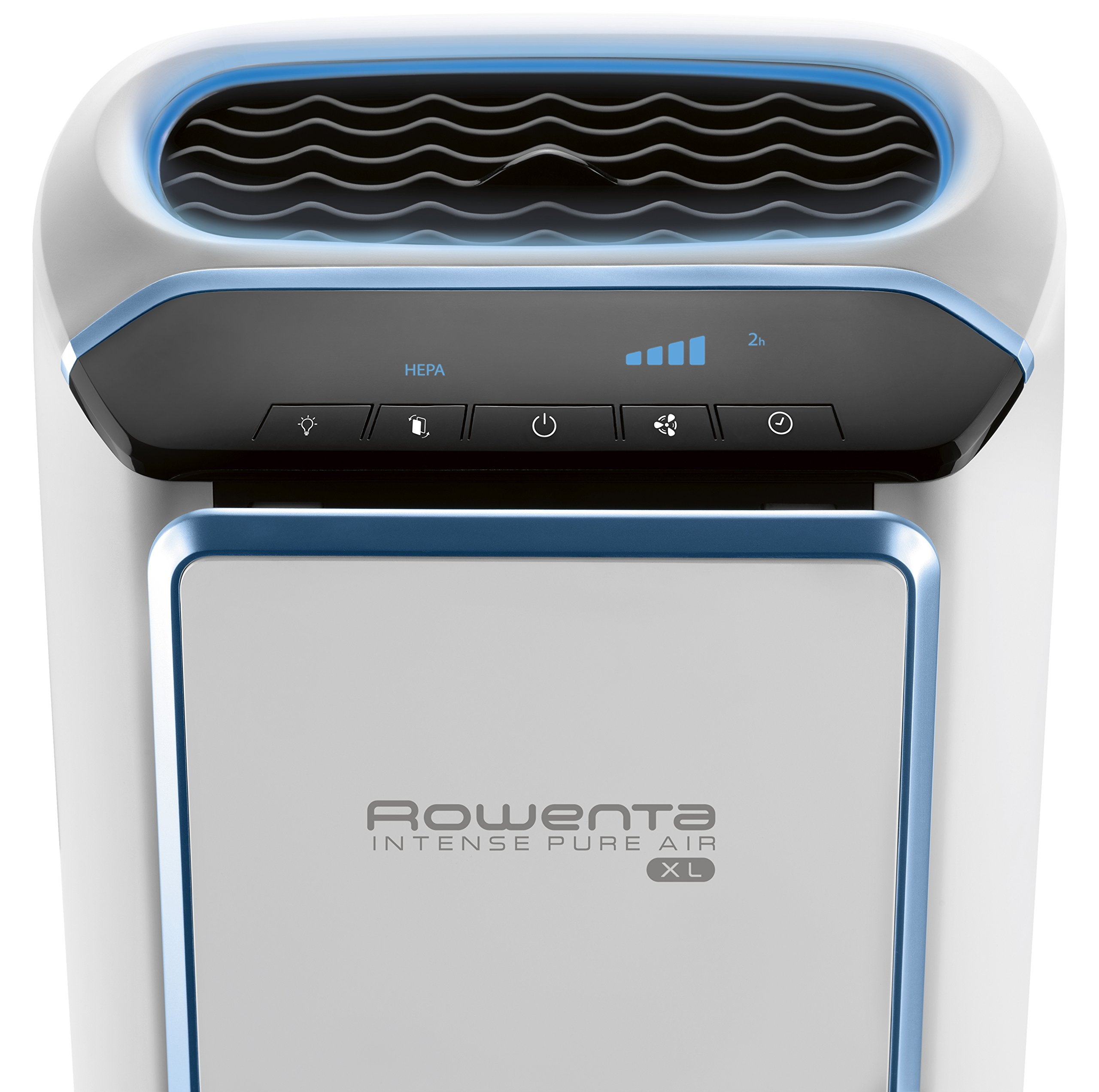 Rowenta PU6010 Intense Pure Air 800-Square Feet Air Purifier with 4-Filters Including HEPA Filter and Formaldehyde-Free Technology and Odor Eliminator, 29-Inch, White by Rowenta (Image #4)