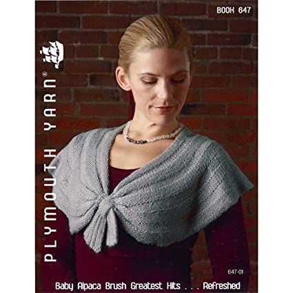 Amazon Plymouth 1 Pack 647 Baby Alpaca Brushed Greatest Hits