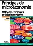 Principes de microéconomie: Méthodes empiriques et théories modernes