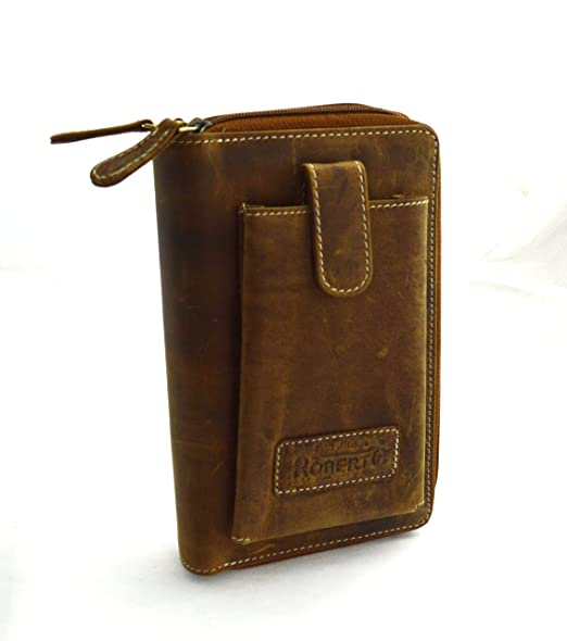 5953d1364d04ed Large Luxury Business Bag Oil Tanned Buffalo Leather Wallet Pedro Handgelek  Bag Holiday Travel Wallet: Amazon.co.uk: Clothing