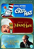 Cat in the Hat / Mouse Hunt / Series of Unfortunate Events Triple Pack [DVD]