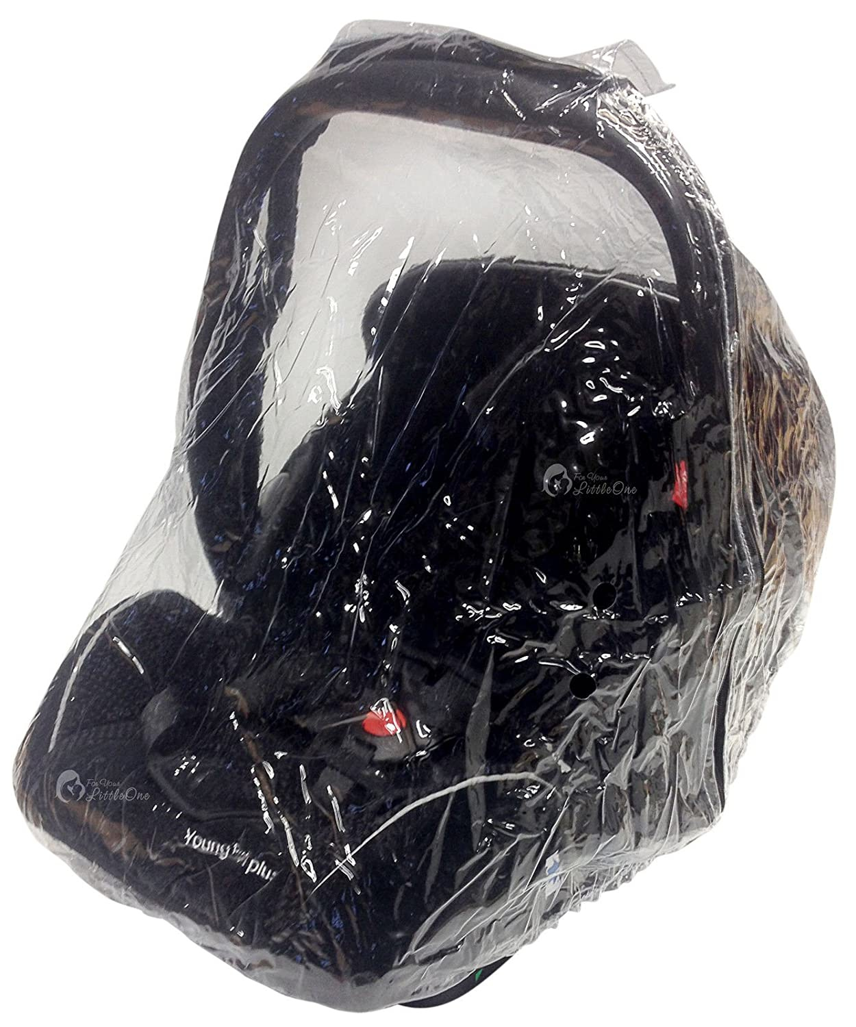 Raincover Compatible with Recaro Young Profi Plus Car Seat (228) For-Your-Little-One
