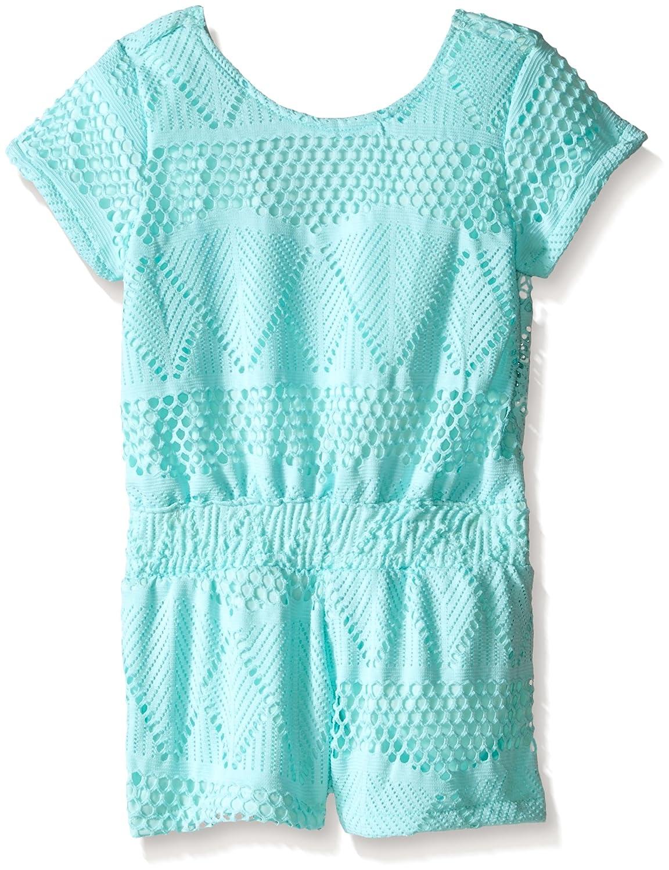 kensie Girls' Fashion Stripe Knit Romper Kensie Kids Apparel KL87