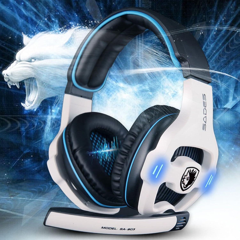 Amazon.com: Sades SA-903 7.1 Surround Sound Effect USB High-fidelity ...