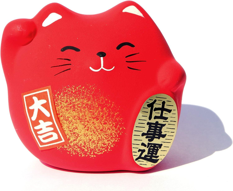 gato de la suerte japonés
