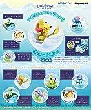ポケモンテラリウムコレクション5 フルコンプ 6個入 食玩・ガム (ポケモン)