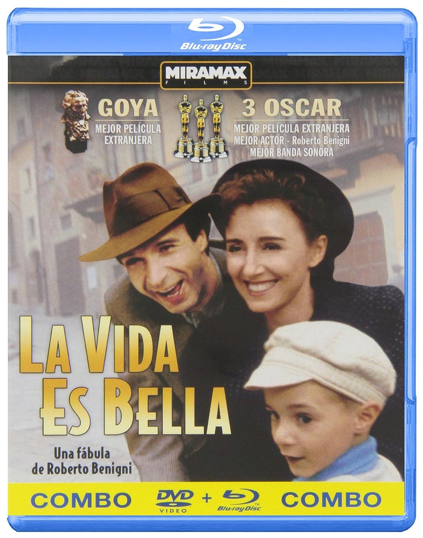 La Vida Es Bella (BD + DVD) [Blu-ray]: Amazon.es: Roberto Benigni, Roberto Benigni, Roberto Benigni: Cine y Series TV