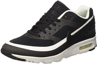 Nike W Air Max BW Ultra, Chaussures de Running Mixte Adulte, Noir (Noir