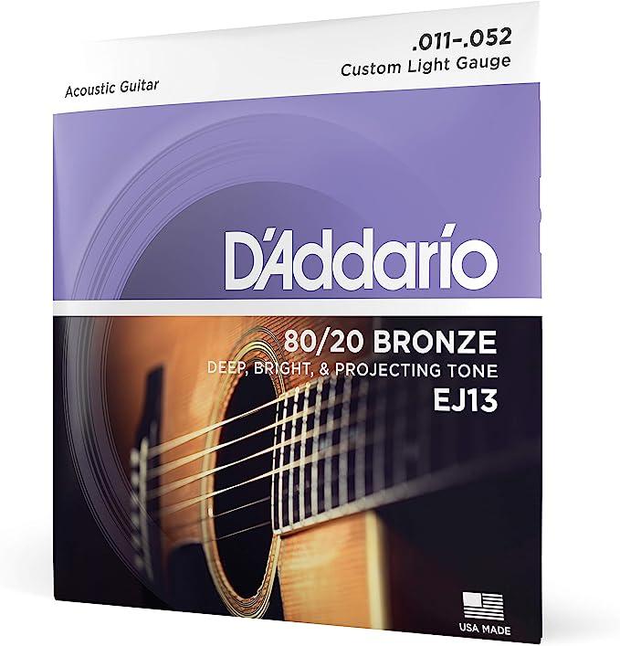 New Version EJ38H Acoustic Guitar Strings