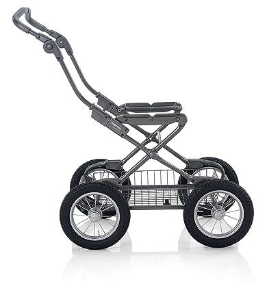 Inglesina AE15E6100 - Armazón para cochecito de bebé (modelo Sofia), color gris