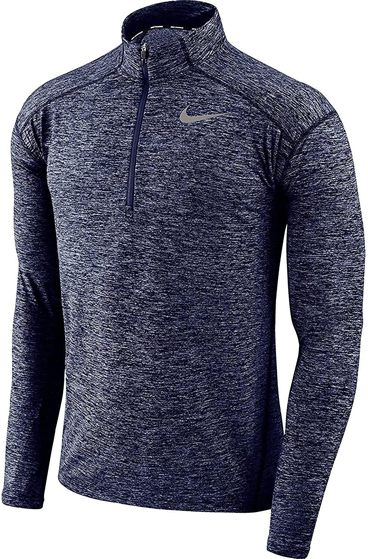 Nike Mens Dry Element 1//2 Zip Running Top