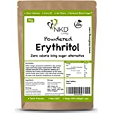 Powdered Erythritol - Zero Calorie Icing Sugar 1kg (2.2 lb)