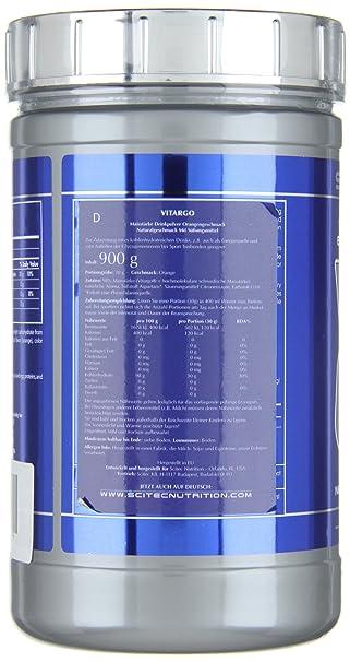 Scitec Nutrition VitarGO! Naranja 900g: Amazon.es: Salud y ...