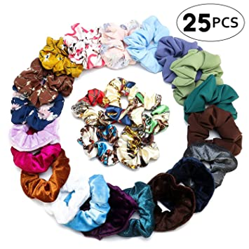 The Cheapest Price 1pcs Lovely Flower Gray Ball Elastic Hair Bands Toys For Girls Handmade Bow Headband Scrunchy Kids Hair Accessories For Womens Making Things Convenient For Customers Girl's Accessories