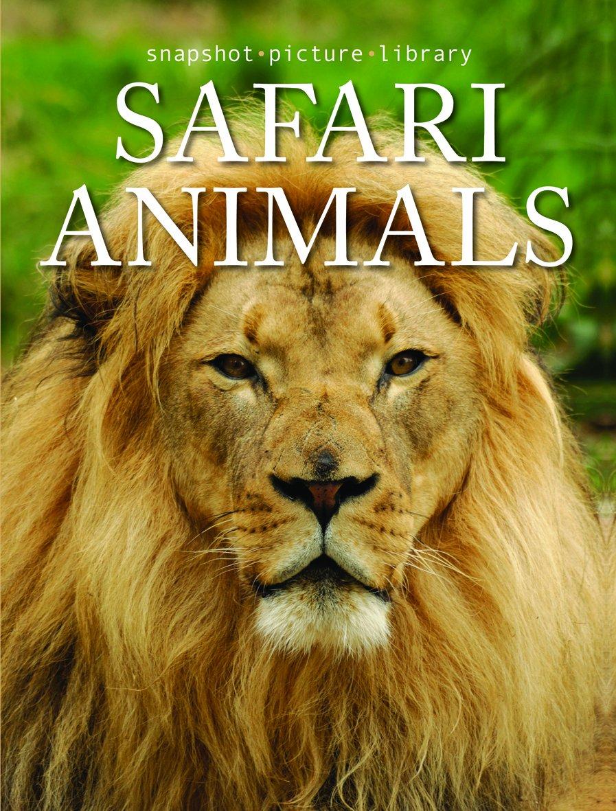 Safari Animals Snapshot Picture Library