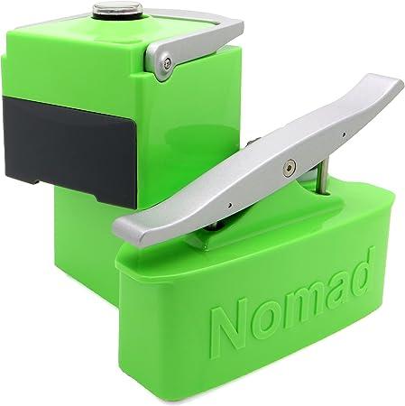 uniterra Nomad máquina de café expreso, Luminescent Green, 1