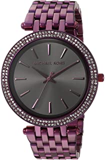 f651b30004be Amazon.com  Michael Kors Women s Darci Sable Brown Watch MK3416  Watches