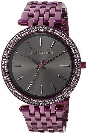 17cbf3221767 Amazon.com  Michael Kors Women s Darci Quartz Watch with Stainless ...