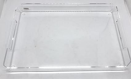 Bandejas transparentes