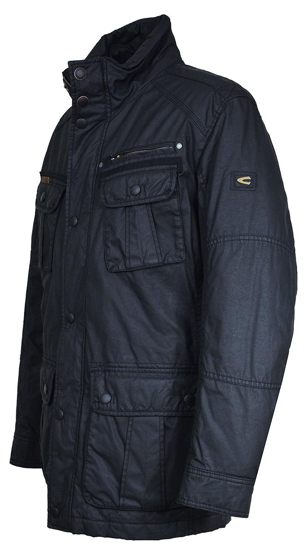 586dda9299c camel active Men`s Gore-Tex Jacket 420282 Black (XX Large / 46R / 56 EU):  Amazon.co.uk: Clothing